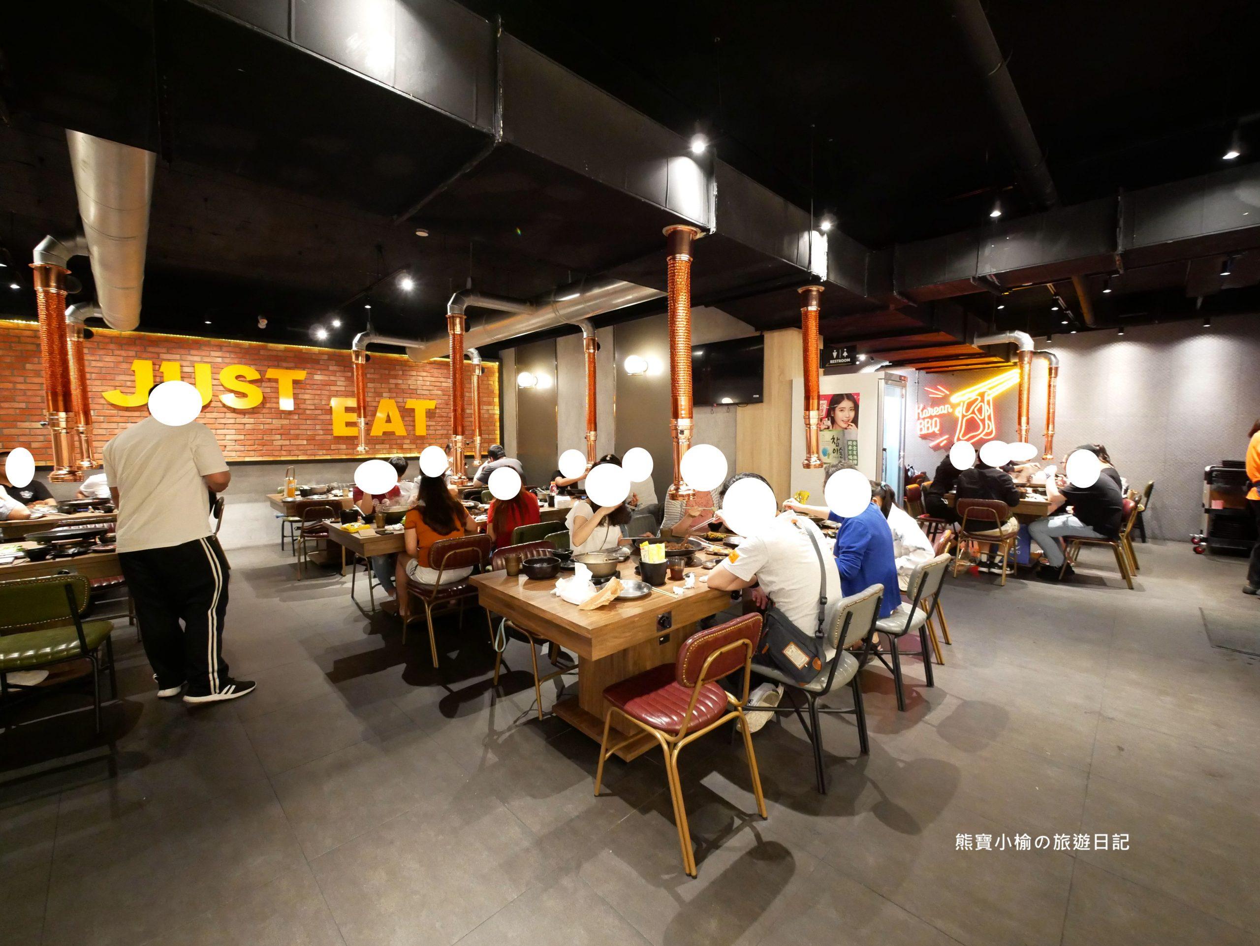 【台中北區美食】好好吃肉一中店,平日四點半前韓式烤肉吃到飽只要299元起!還有辣炒年糕、韓式小菜、火鍋通通無限享用。內文附詳細菜單價位介紹。 @熊寶小榆の旅遊日記