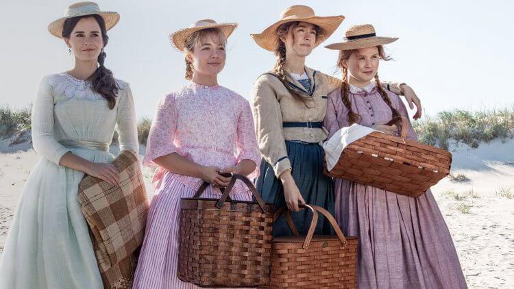 【Netflix電影心得】她們小婦人Little Women&雙后傳觀後感,好萊塢新星愛爾蘭女演員瑟夏羅南作品,宅在家追劇電影清單。 @熊寶小榆の旅遊日記