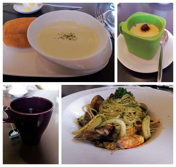 [食記]新竹金山街@BOOK11 @熊寶小榆の旅遊日記